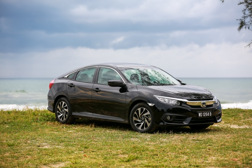 DRIVEN: 2016 Honda Civic 1.5L VTEC Turbo in Sabah – is the latest tenth-generation FC the best Civic ever? Image #546626