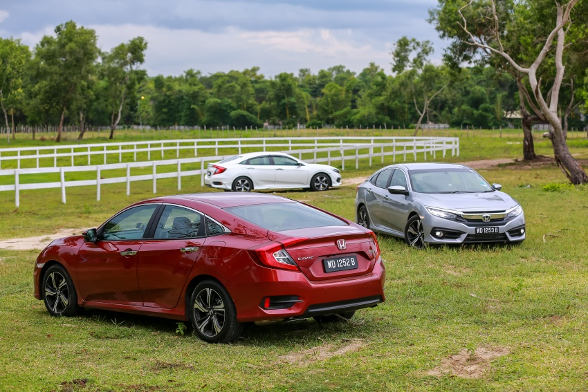 DRIVEN: 2016 Honda Civic 1.5L VTEC Turbo in Sabah – is the latest tenth-generation FC the best Civic ever? Image #546630