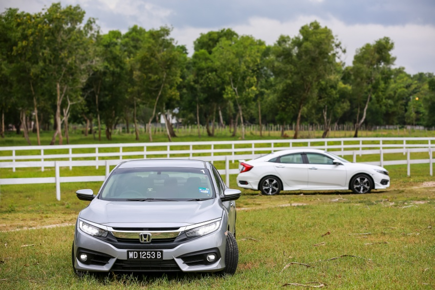 DRIVEN: 2016 Honda Civic 1.5L VTEC Turbo in Sabah – is the latest tenth-generation FC the best Civic ever? Image #546631