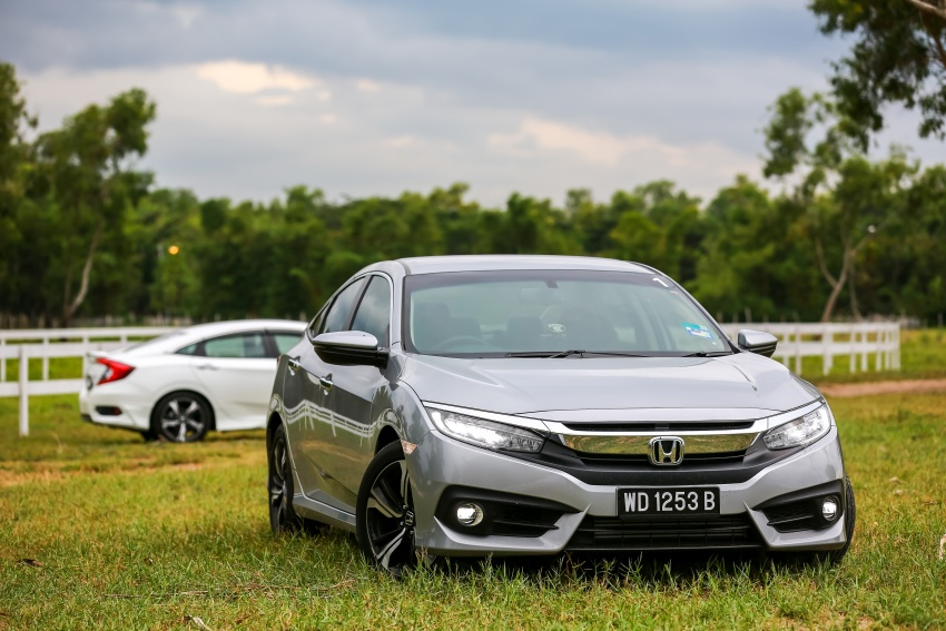 DRIVEN: 2016 Honda Civic 1.5L VTEC Turbo in Sabah – is the latest tenth-generation FC the best Civic ever? Image #546633