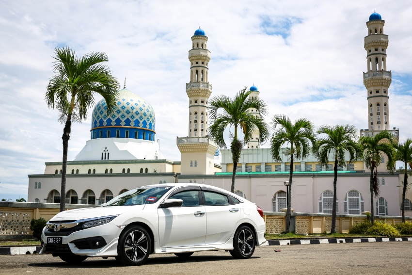 DRIVEN: 2016 Honda Civic 1.5L VTEC Turbo in Sabah – is the latest tenth-generation FC the best Civic ever? Image #546640