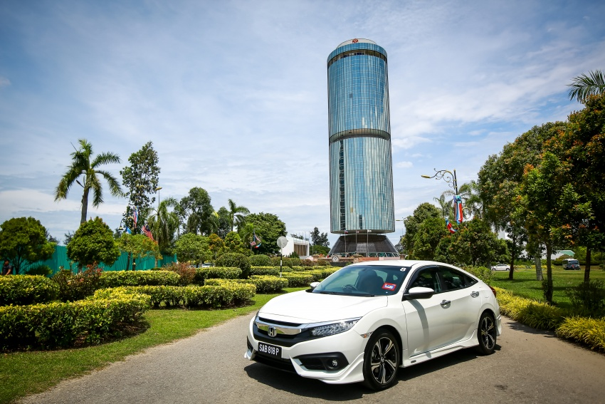DRIVEN: 2016 Honda Civic 1.5L VTEC Turbo in Sabah – is the latest tenth-generation FC the best Civic ever? Image #546646