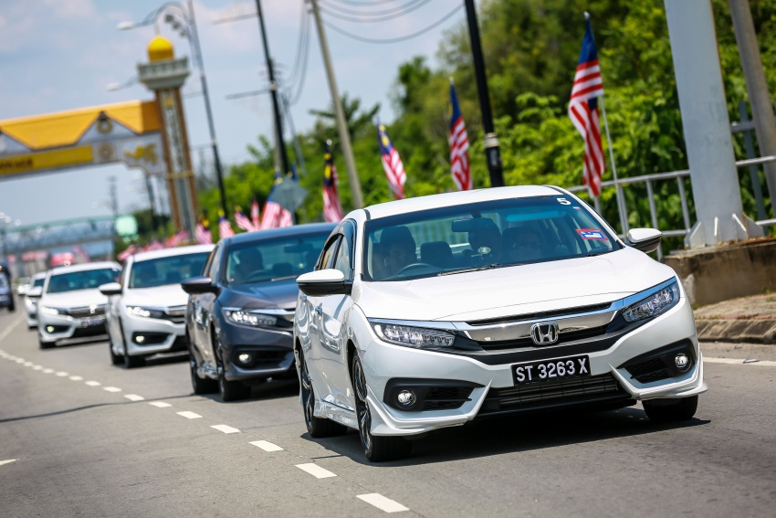 DRIVEN: 2016 Honda Civic 1.5L VTEC Turbo in Sabah – is the latest tenth-generation FC the best Civic ever? Image #546477