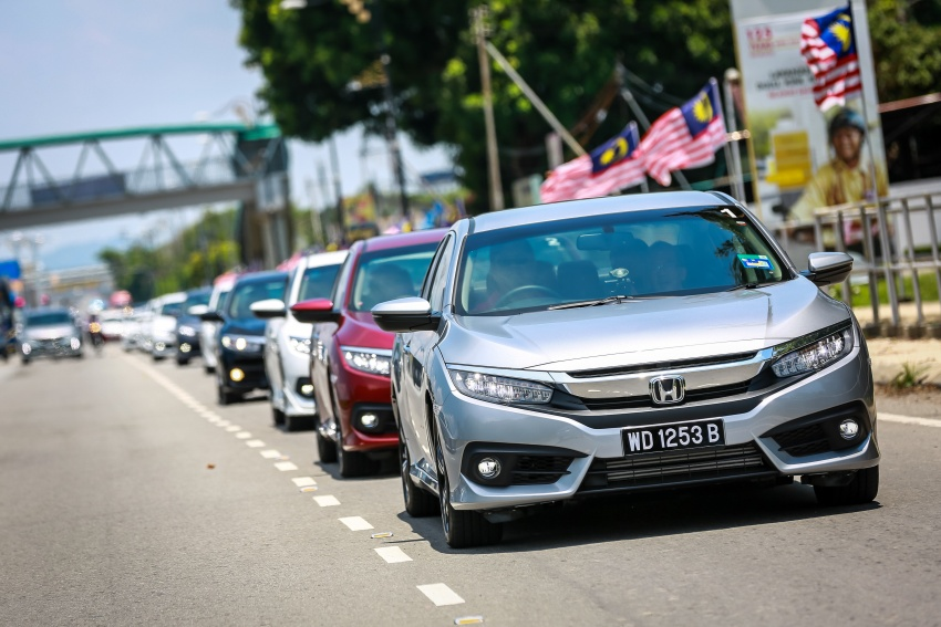 DRIVEN: 2016 Honda Civic 1.5L VTEC Turbo in Sabah – is the latest tenth-generation FC the best Civic ever? Image #546479