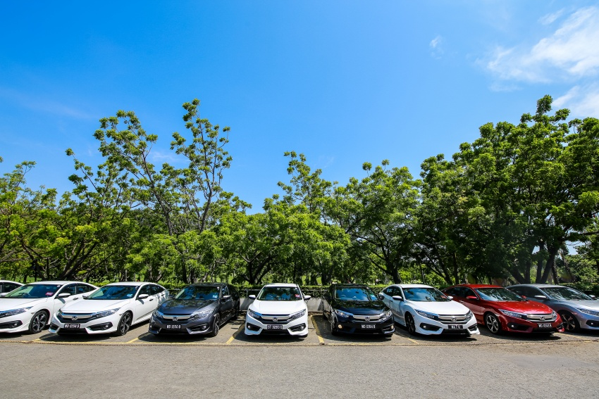 DRIVEN: 2016 Honda Civic 1.5L VTEC Turbo in Sabah – is the latest tenth-generation FC the best Civic ever? Image #546480
