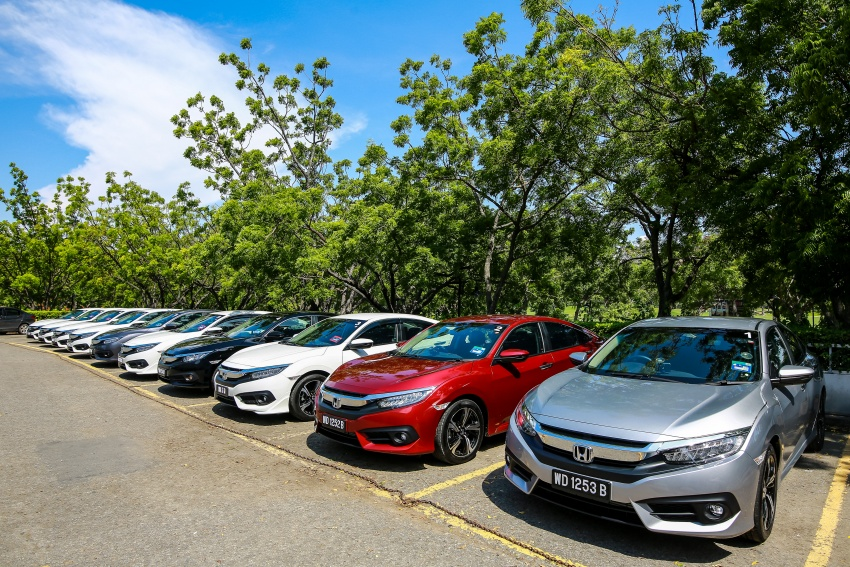 DRIVEN: 2016 Honda Civic 1.5L VTEC Turbo in Sabah – is the latest tenth-generation FC the best Civic ever? Image #546481