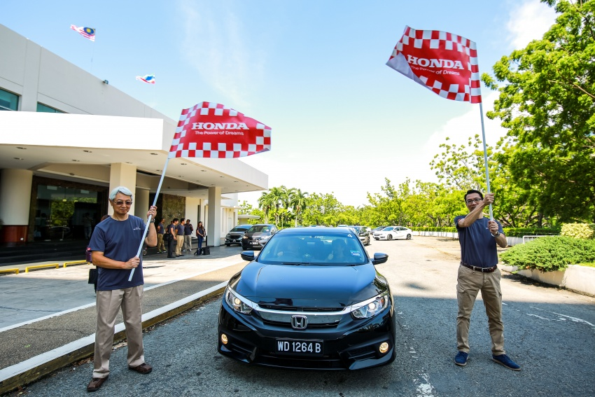 DRIVEN: 2016 Honda Civic 1.5L VTEC Turbo in Sabah – is the latest tenth-generation FC the best Civic ever? Image #546483