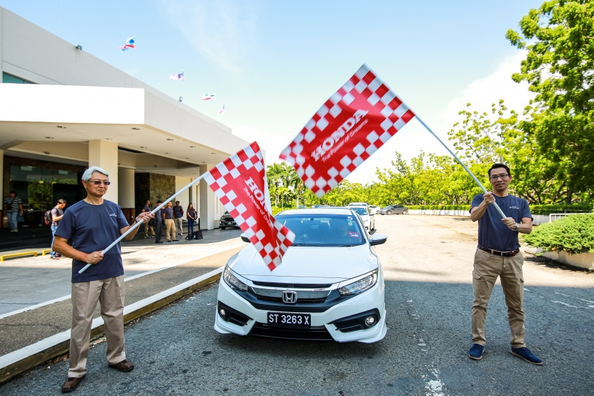 DRIVEN: 2016 Honda Civic 1.5L VTEC Turbo in Sabah – is the latest tenth-generation FC the best Civic ever? Image #546484