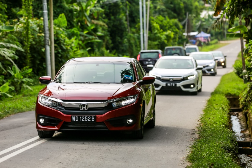 DRIVEN: 2016 Honda Civic 1.5L VTEC Turbo in Sabah – is the latest tenth-generation FC the best Civic ever? Image #546497