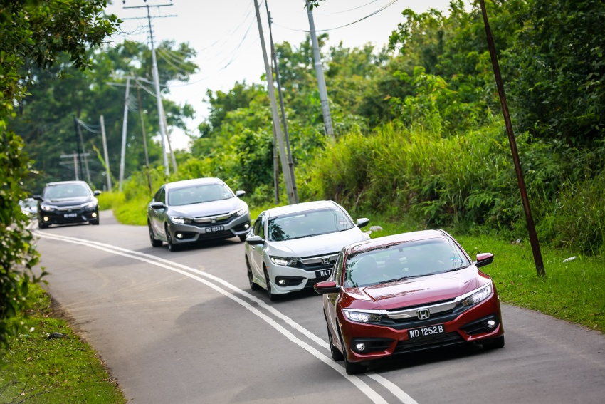 DRIVEN: 2016 Honda Civic 1.5L VTEC Turbo in Sabah – is the latest tenth-generation FC the best Civic ever? Image #546502