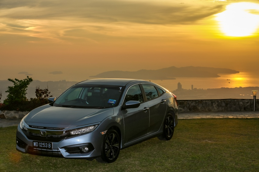 DRIVEN: 2016 Honda Civic 1.5L VTEC Turbo in Sabah – is the latest tenth-generation FC the best Civic ever? Image #546520