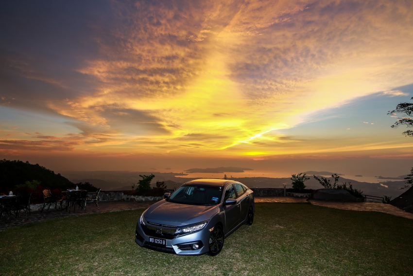 DRIVEN: 2016 Honda Civic 1.5L VTEC Turbo in Sabah – is the latest tenth-generation FC the best Civic ever? Image #546524