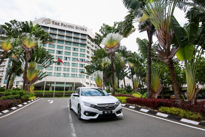 DRIVEN: 2016 Honda Civic 1.5L VTEC Turbo in Sabah – is the latest tenth-generation FC the best Civic ever? Image #546530