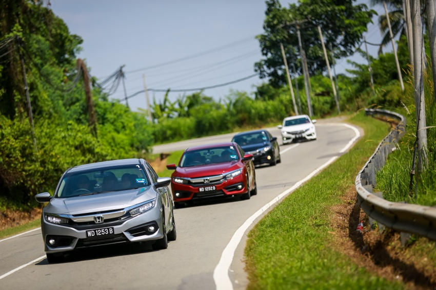 DRIVEN: 2016 Honda Civic 1.5L VTEC Turbo in Sabah – is the latest tenth-generation FC the best Civic ever? Image #546540
