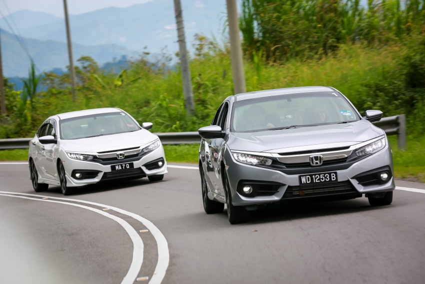 DRIVEN: 2016 Honda Civic 1.5L VTEC Turbo in Sabah – is the latest tenth-generation FC the best Civic ever? Image #546549