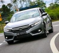 Honda Civic drive-official 85