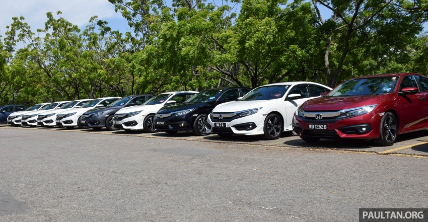 DRIVEN: 2016 Honda Civic 1.5L VTEC Turbo in Sabah – is the latest tenth-generation FC the best Civic ever? Image #546395