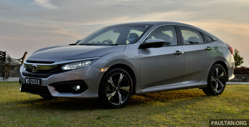 DRIVEN: 2016 Honda Civic 1.5L VTEC Turbo in Sabah – is the latest tenth-generation FC the best Civic ever? Image #546405