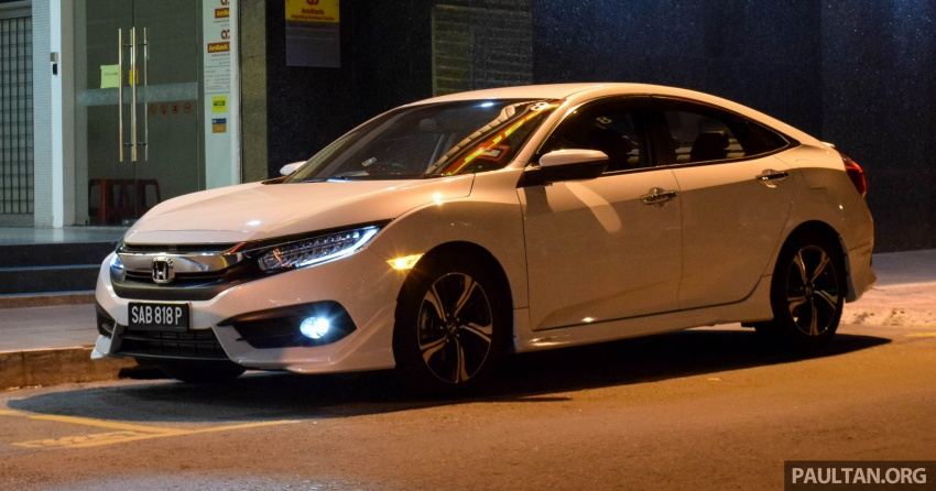 DRIVEN: 2016 Honda Civic 1.5L VTEC Turbo in Sabah – is the latest tenth-generation FC the best Civic ever? Image #546408