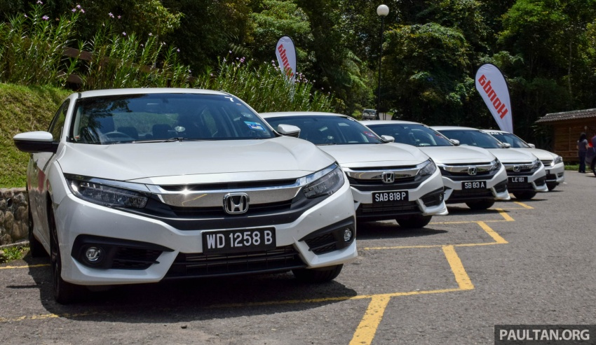 DRIVEN: 2016 Honda Civic 1.5L VTEC Turbo in Sabah – is the latest tenth-generation FC the best Civic ever? Image #546409