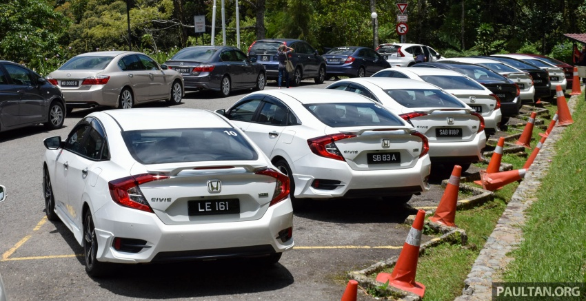 DRIVEN: 2016 Honda Civic 1.5L VTEC Turbo in Sabah – is the latest tenth-generation FC the best Civic ever? Image #546410