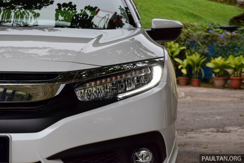 DRIVEN: 2016 Honda Civic 1.5L VTEC Turbo in Sabah – is the latest tenth-generation FC the best Civic ever? Image #546411