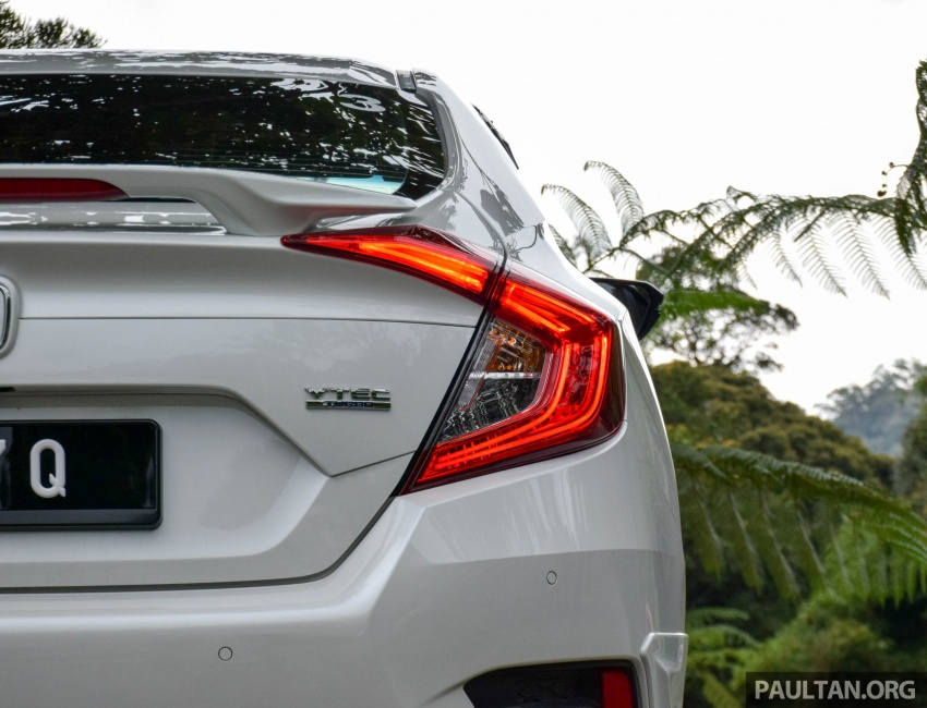 DRIVEN: 2016 Honda Civic 1.5L VTEC Turbo in Sabah – is the latest tenth-generation FC the best Civic ever? Image #546412