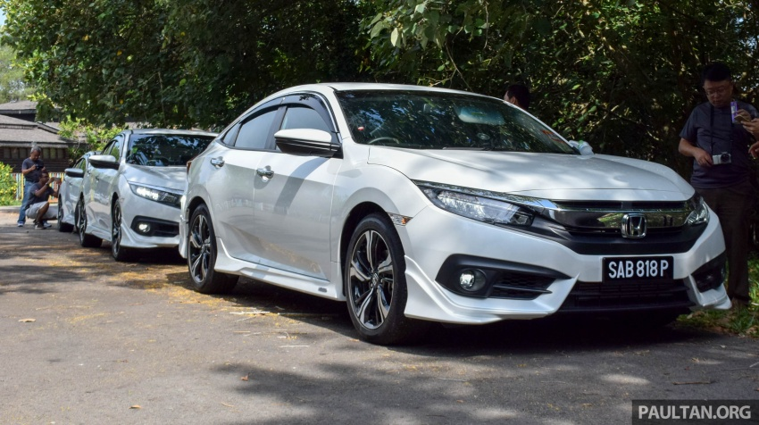 DRIVEN: 2016 Honda Civic 1.5L VTEC Turbo in Sabah – is the latest tenth-generation FC the best Civic ever? Image #546396