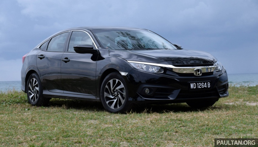 DRIVEN: 2016 Honda Civic 1.5L VTEC Turbo in Sabah – is the latest tenth-generation FC the best Civic ever? Image #546414