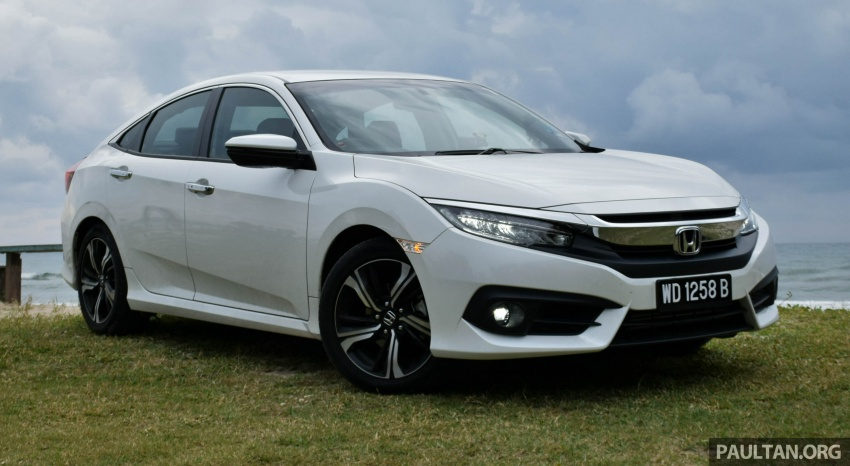DRIVEN: 2016 Honda Civic 1.5L VTEC Turbo in Sabah – is the latest tenth-generation FC the best Civic ever? Image #546415