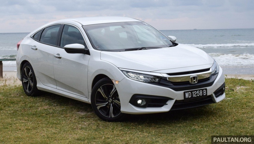 DRIVEN: 2016 Honda Civic 1.5L VTEC Turbo in Sabah – is the latest tenth-generation FC the best Civic ever? Image #546417