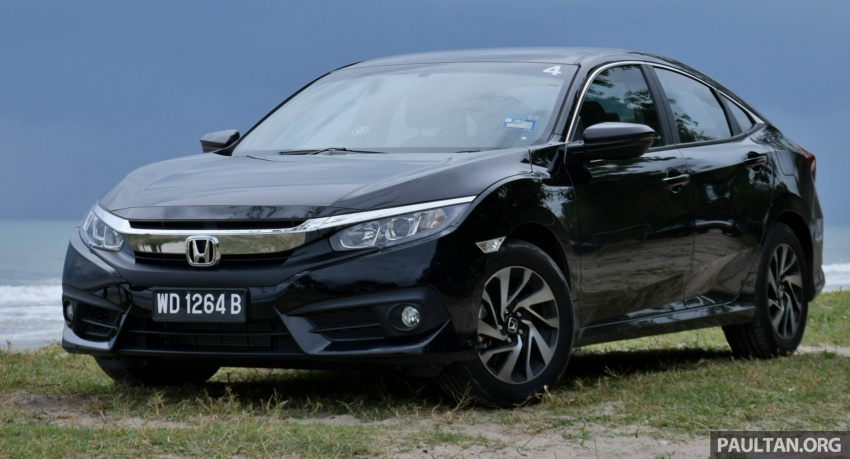 DRIVEN: 2016 Honda Civic 1.5L VTEC Turbo in Sabah – is the latest tenth-generation FC the best Civic ever? Image #546418