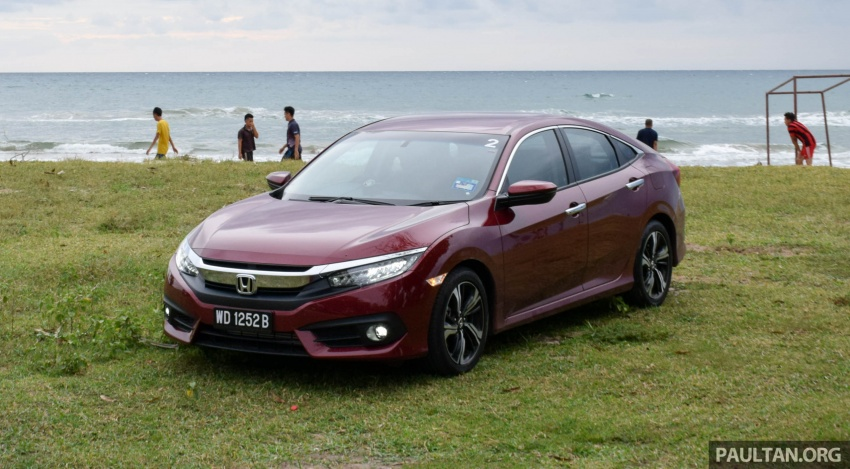 DRIVEN: 2016 Honda Civic 1.5L VTEC Turbo in Sabah – is the latest tenth-generation FC the best Civic ever? Image #546419