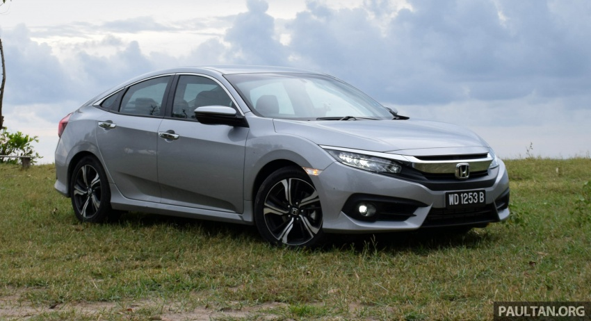 DRIVEN: 2016 Honda Civic 1.5L VTEC Turbo in Sabah – is the latest tenth-generation FC the best Civic ever? Image #546420