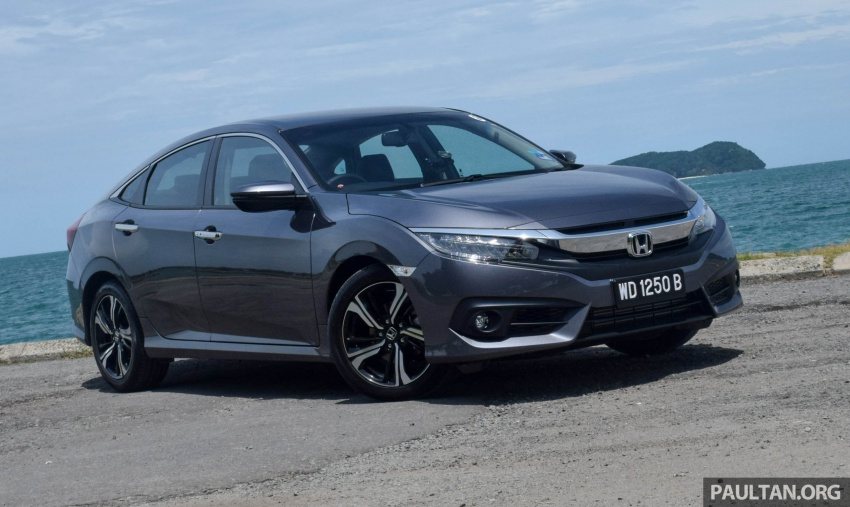 DRIVEN: 2016 Honda Civic 1.5L VTEC Turbo in Sabah – is the latest tenth-generation FC the best Civic ever? Image #546424