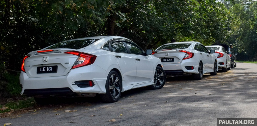DRIVEN: 2016 Honda Civic 1.5L VTEC Turbo in Sabah – is the latest tenth-generation FC the best Civic ever? Image #546397