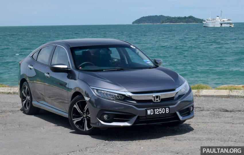DRIVEN: 2016 Honda Civic 1.5L VTEC Turbo in Sabah – is the latest tenth-generation FC the best Civic ever? Image #546426