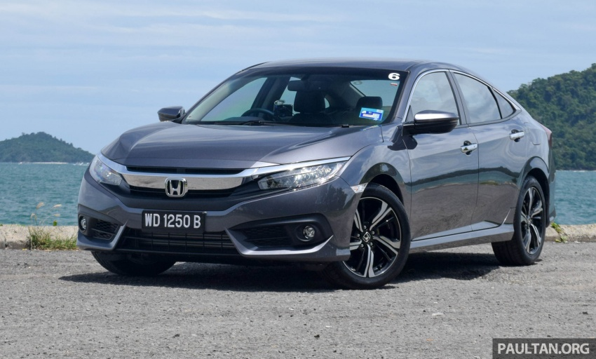 DRIVEN: 2016 Honda Civic 1.5L VTEC Turbo in Sabah – is the latest tenth-generation FC the best Civic ever? Image #546430