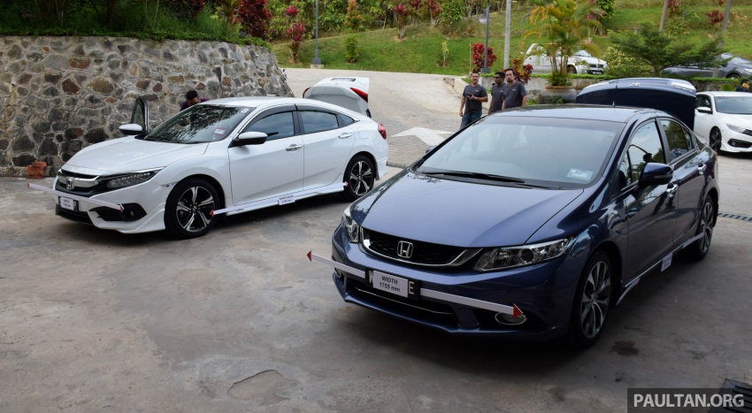 DRIVEN: 2016 Honda Civic 1.5L VTEC Turbo in Sabah – is the latest tenth-generation FC the best Civic ever? Image #546398