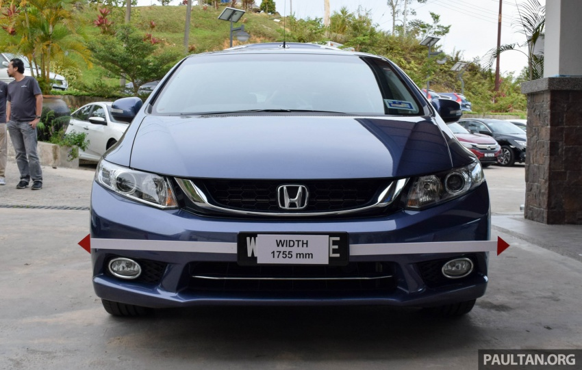 DRIVEN: 2016 Honda Civic 1.5L VTEC Turbo in Sabah – is the latest tenth-generation FC the best Civic ever? Image #546399
