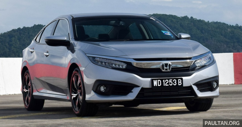 DRIVEN: 2016 Honda Civic 1.5L VTEC Turbo in Sabah – is the latest tenth-generation FC the best Civic ever? Image #546443