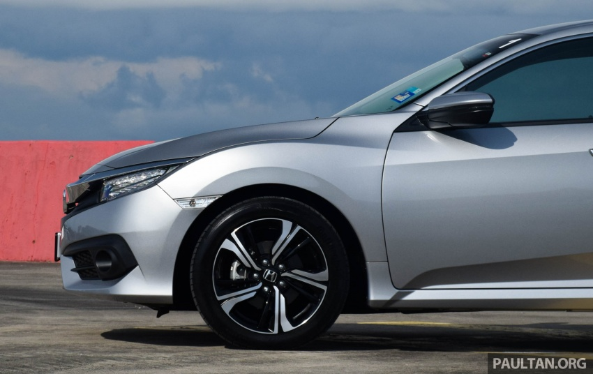DRIVEN: 2016 Honda Civic 1.5L VTEC Turbo in Sabah – is the latest tenth-generation FC the best Civic ever? Image #546330