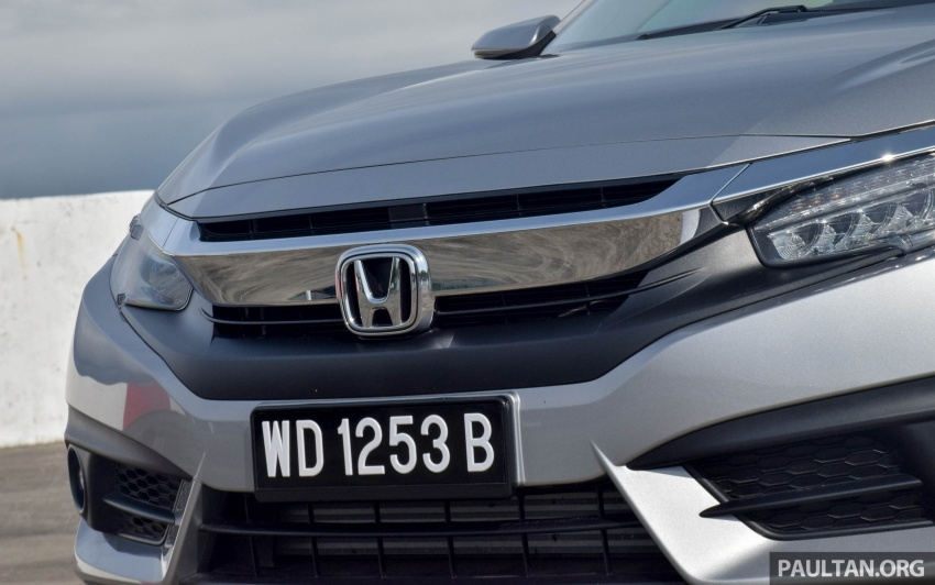 DRIVEN: 2016 Honda Civic 1.5L VTEC Turbo in Sabah – is the latest tenth-generation FC the best Civic ever? Image #546334