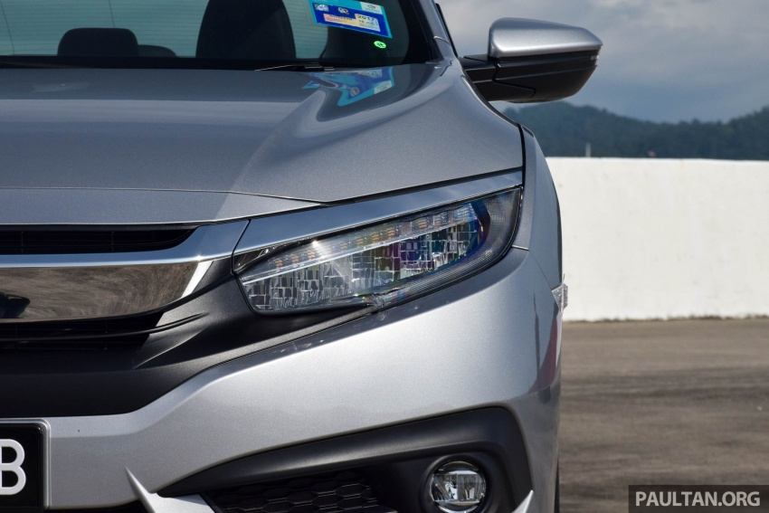 DRIVEN: 2016 Honda Civic 1.5L VTEC Turbo in Sabah – is the latest tenth-generation FC the best Civic ever? Image #546339