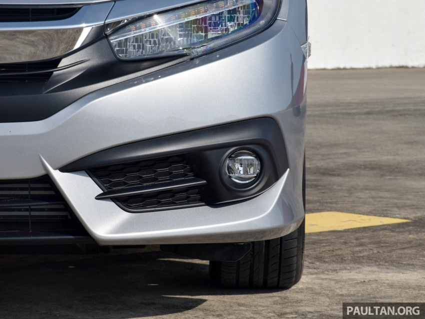 DRIVEN: 2016 Honda Civic 1.5L VTEC Turbo in Sabah – is the latest tenth-generation FC the best Civic ever? Image #546340