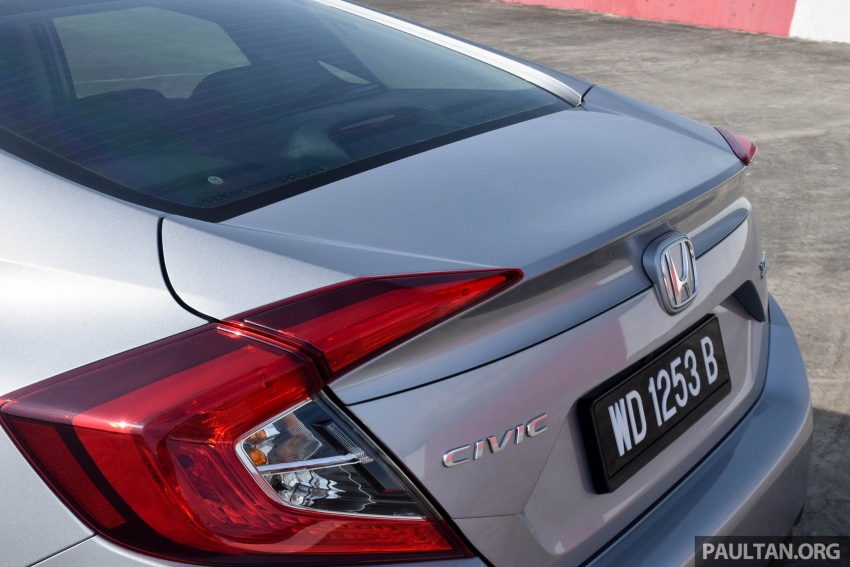 DRIVEN: 2016 Honda Civic 1.5L VTEC Turbo in Sabah – is the latest tenth-generation FC the best Civic ever? Image #546348