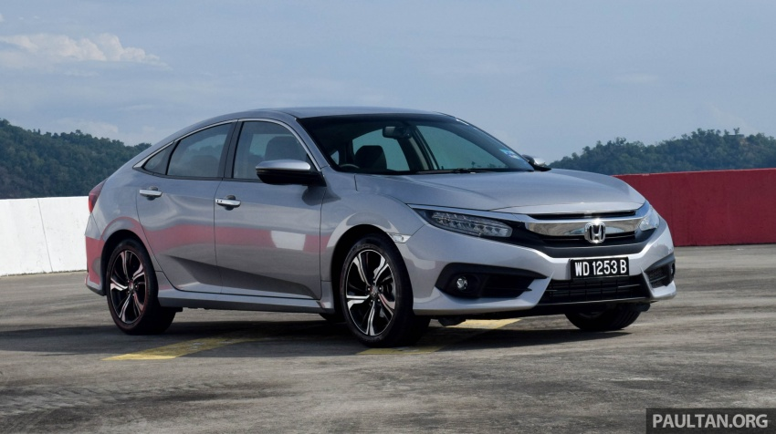 DRIVEN: 2016 Honda Civic 1.5L VTEC Turbo in Sabah – is the latest tenth-generation FC the best Civic ever? Image #546317