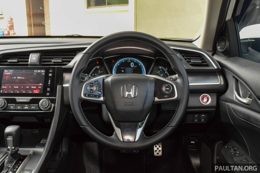 DRIVEN: 2016 Honda Civic 1.5L VTEC Turbo in Sabah – is the latest tenth-generation FC the best Civic ever? Image #546363