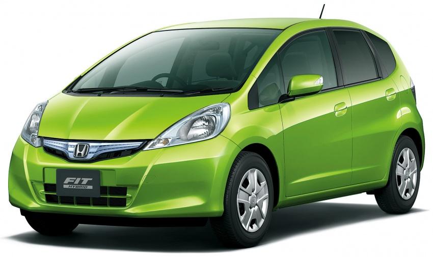 Honda expands Takata airbag recall by 668,816 units Image #547566
