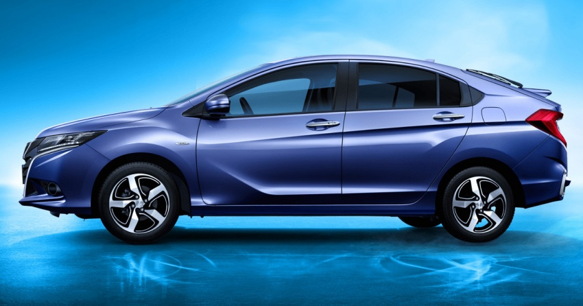 Honda Gienia officially revealed for the Chinese market Image #544144